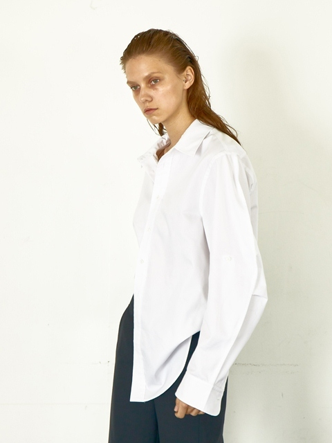OVERSIZED MEN'S SHIRTS - WHITE